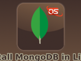 在Linux中安装MongoDB Community Edition
