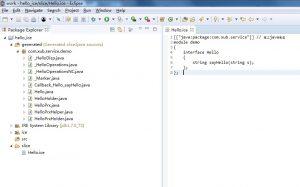 ZeroC Ice3.6.1 java开发入门