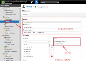 本地私服仓库nexus3.3.1使用手册