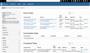 使用Mesos和Marathon管理Docker集群