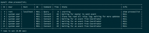 MySQL 5.7并行复制实践