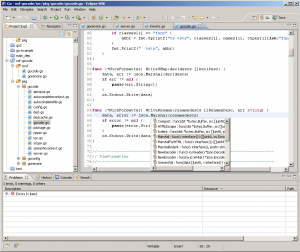 Go开发工具以及配置