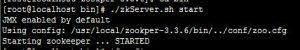 Spring + Dubbo + zookeeper (linux) 框架搭建