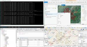 Docker上搭建PostGIS 数据库实现空间数据存储及可视化
