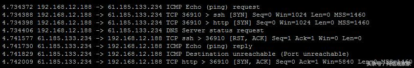 Linux网络探测和安全审核工具 nmap使用详解