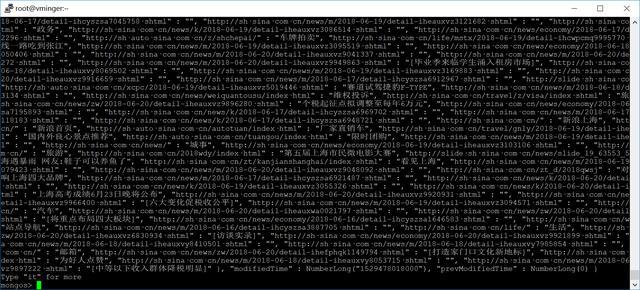 Nutch-Hadoop-MongoDB搭建分布式爬虫