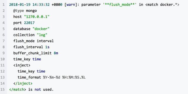 如何使用MongoDB存储Docker日志!