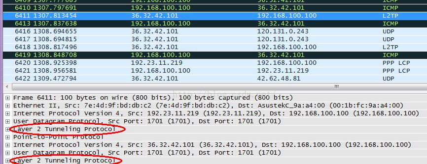 xl2tpd配置及路由添加方法