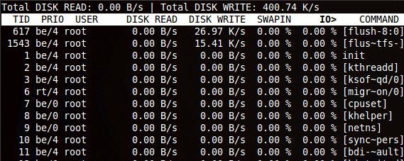 Linux运行速度太慢的关键原因全都在这了