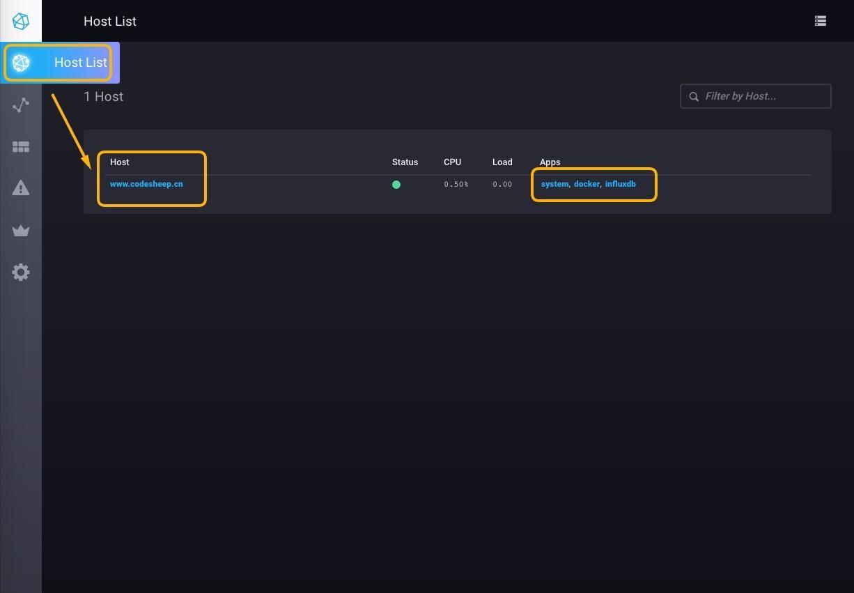 利用TICK搭建Docker容器可视化监控中心