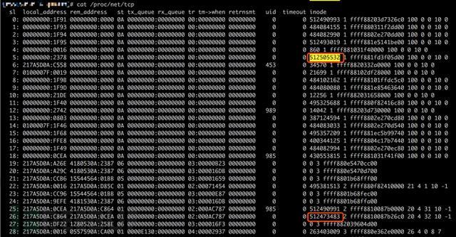 Linux进程网络流量统计