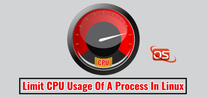 如何在Linux中限制进程的CPU使用率