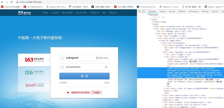 如何在Web浏览器中查看星号背后的隐藏密码
