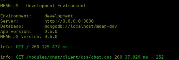 在Ubuntu 18.04 LTS中安装MEAN.JS堆栈