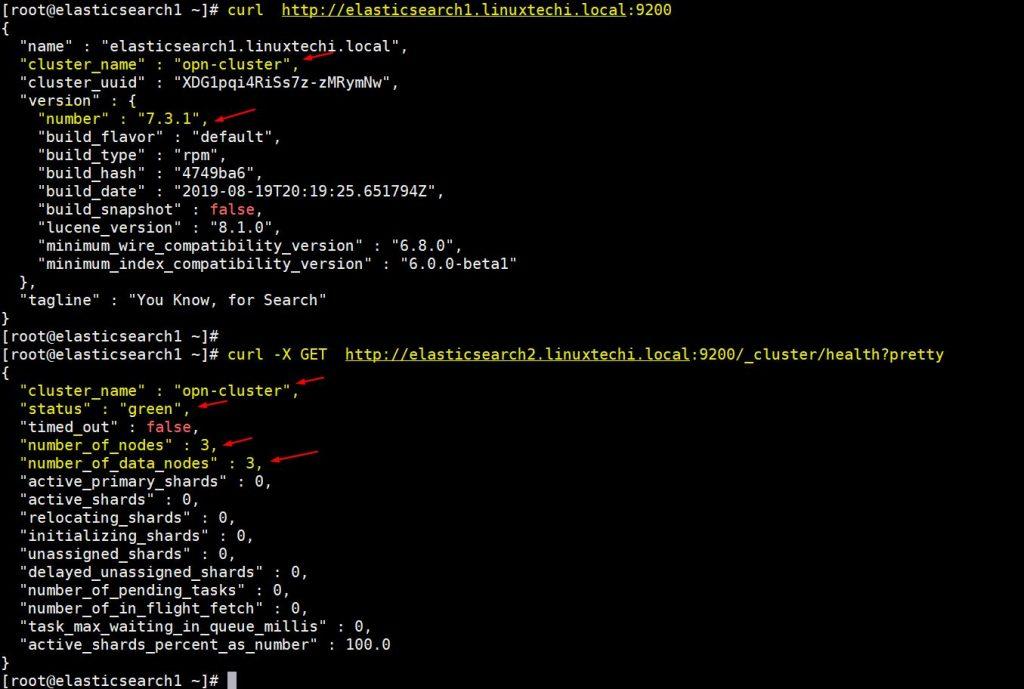 CentOS 8上设置多节点ELK stack集群