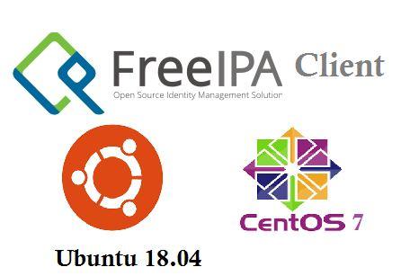 如何在Ubuntu 18.04 / CentOS 7上配置FreeIPA客户端进行集中验证