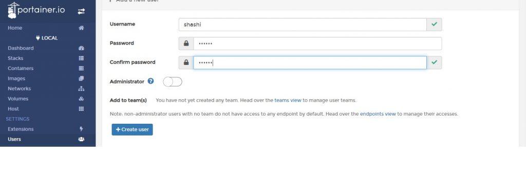 使用Portainer.io监控和管理Docker容器(GUI工具) - 第2部分
