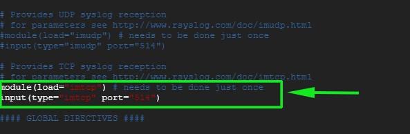 CentOS 8下配置rsyslog