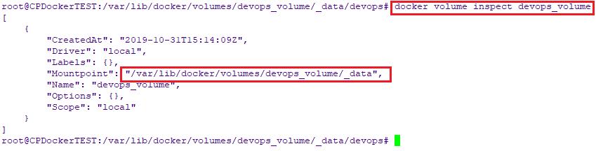 通过实例理解Docker Volumes